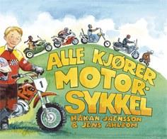 Artig motorsykkelbok