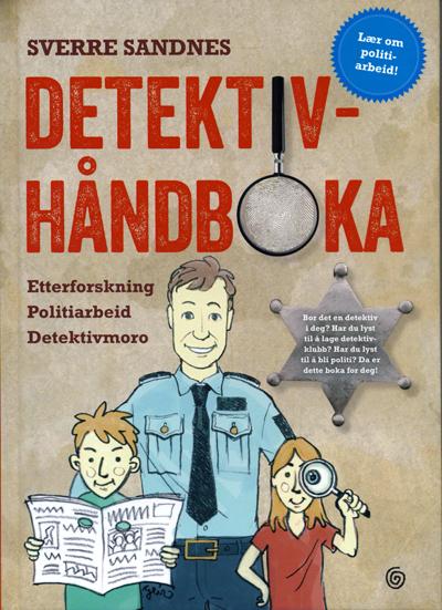 Spennende detektivhåndbok