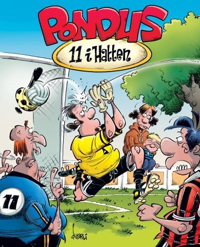 12 rette til Pondus