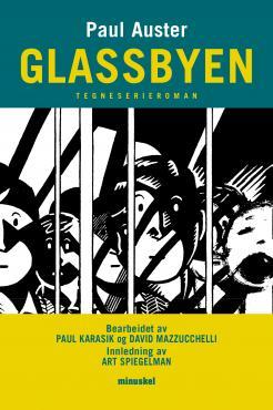 Glassbyen som tegneserieroman
