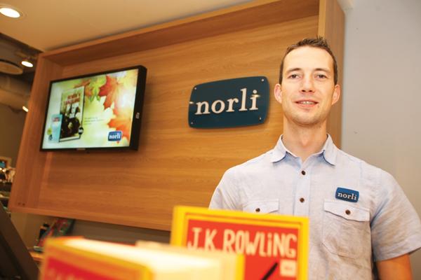 Libris blir Norli