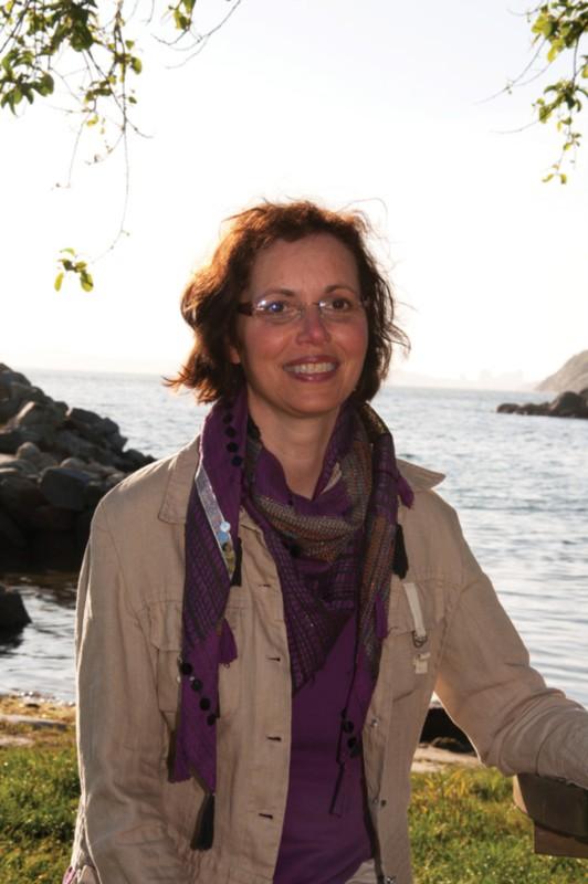 Naturen er viktigste inspirasjonskilde for bokdebutant Sissel Nylund