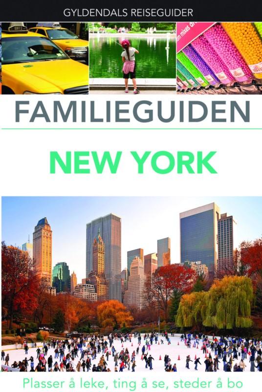 Med familien til New York