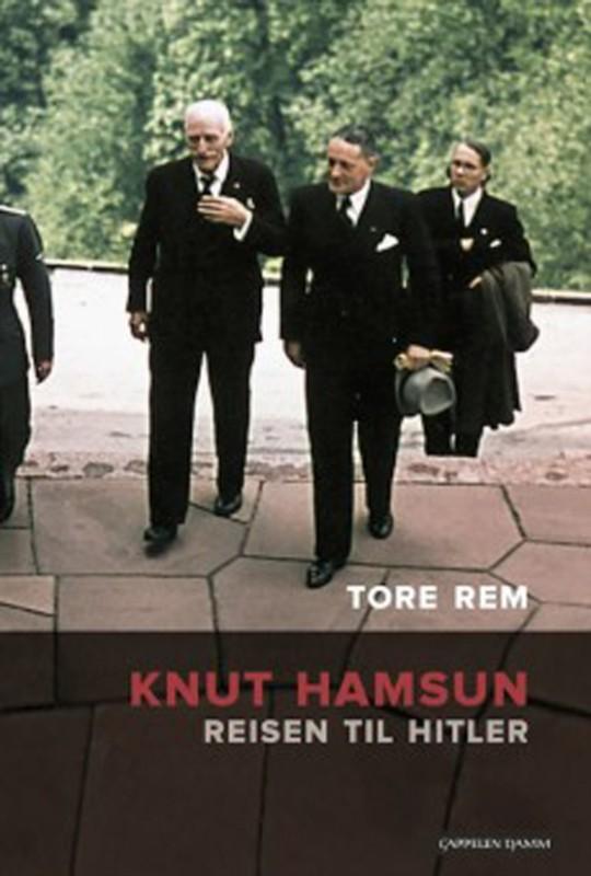 Tore Rems kritikerroste Hamsun-bok solgt til Danmark og Brasil