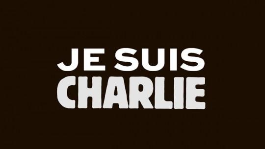- Vi er alle Charlie Hebdo