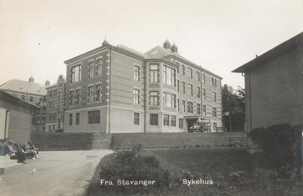 Også Stavanger hadde sitt Akropolis