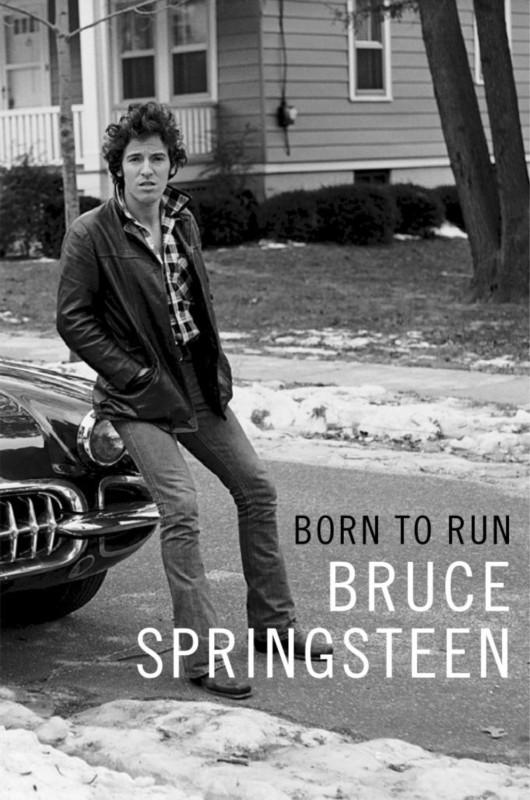 Bruce Springsteen utgir selvbiografi