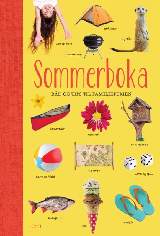 Sommerboka –  få tidenes beste norgesferie for hele familien!