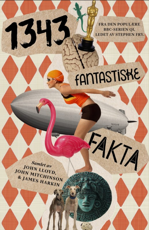 1343 fantastiske fakta fra Quite Interesting-gjengen