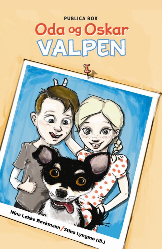 Oda og Oskar: Valpen
