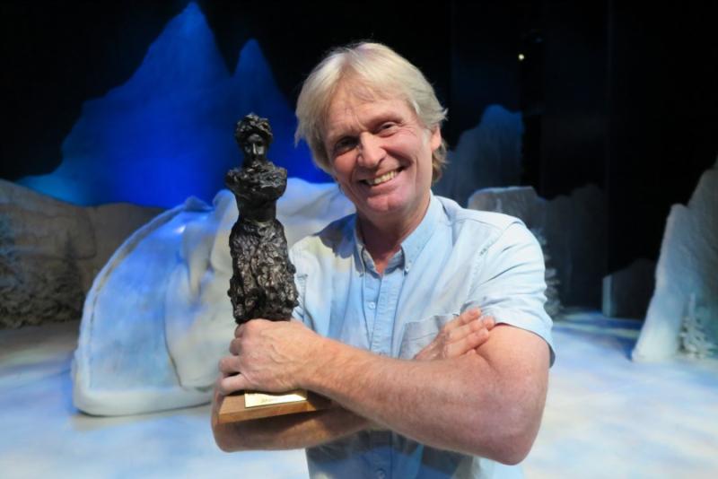 Aud Schønemann-prisen til Johannes Joner  fra Oslo Nye Teater