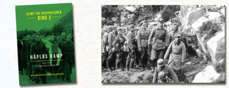 Glimt fra okkupasjonen – Bind 3: Håpløs kamp