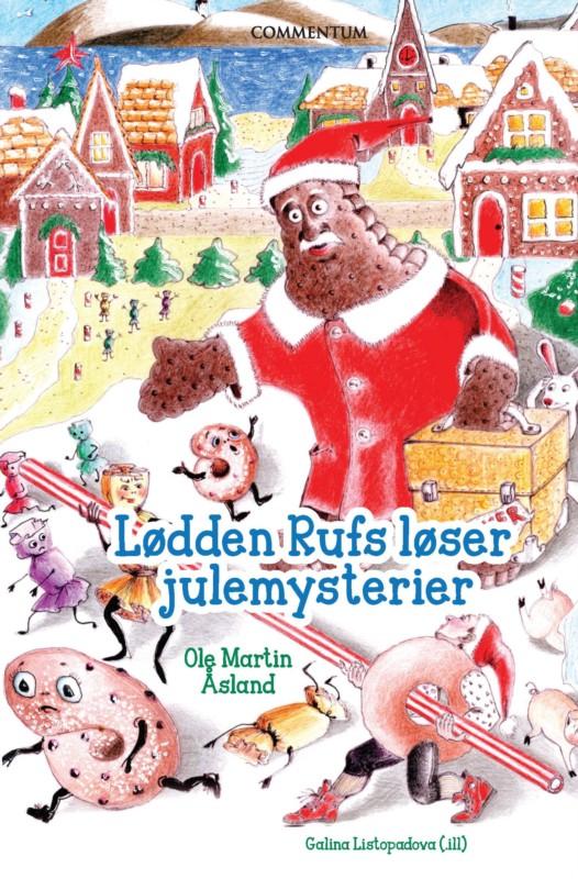 Lødden Rufs - julefortellinger