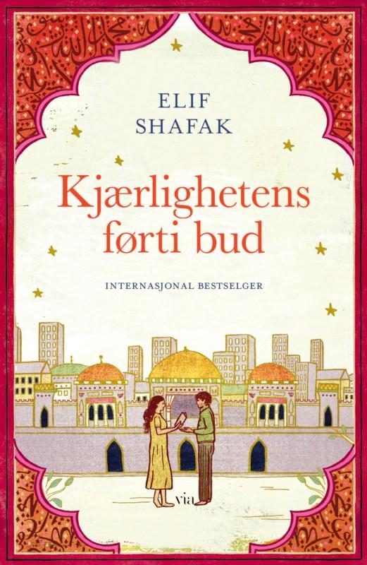 Tyrkiske Elif Shafaks internasjonale bestselgerroman om poeten Rumi