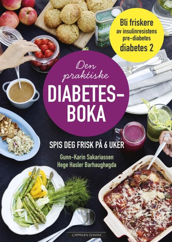 Herlige matoppskrifter for Diabetes 2-rammede