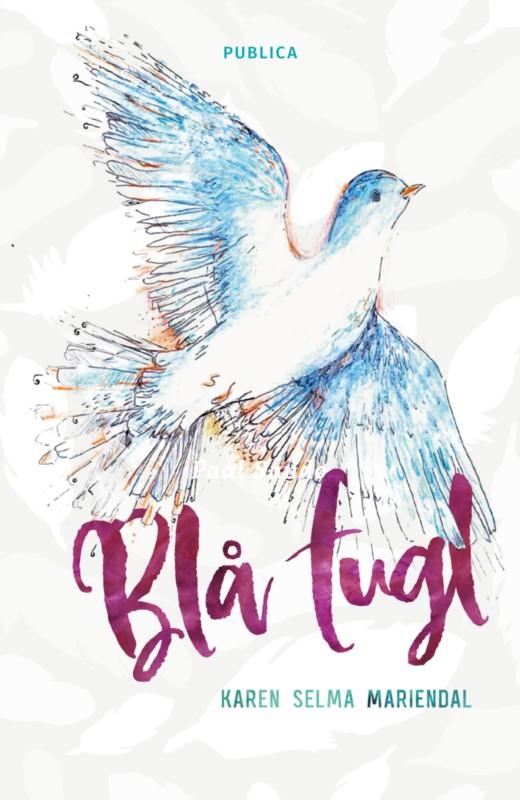 Blå fugl