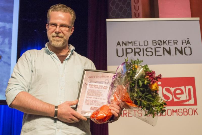 «Galderstjerna» av Asbjørn Rydland vant Uprisen 2017