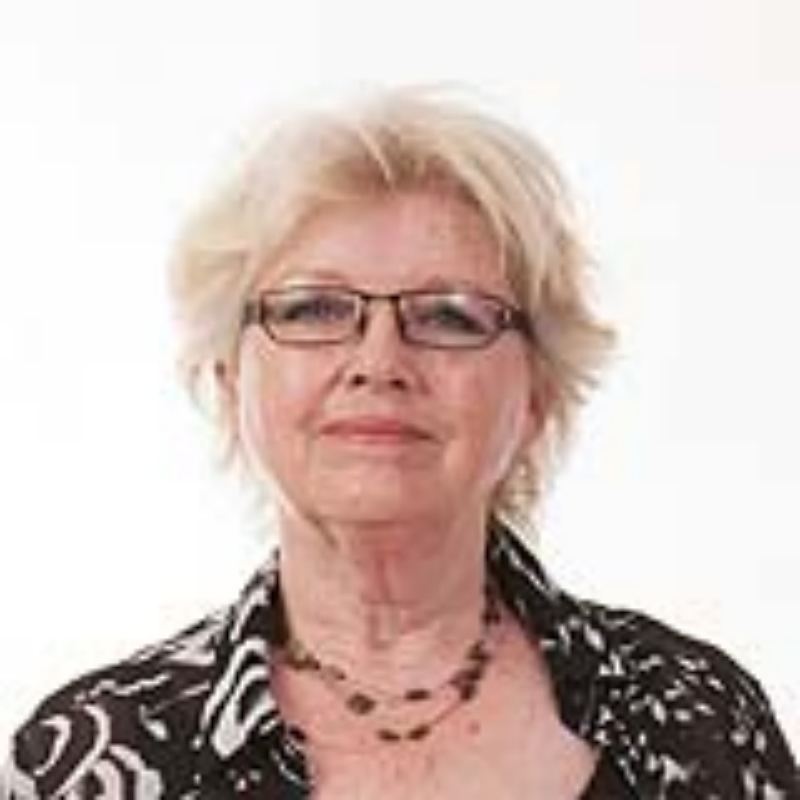 Tidligere maskør og dekorkonsulent i NRK, Wenche Johansen, debuterer med Langs eit liv