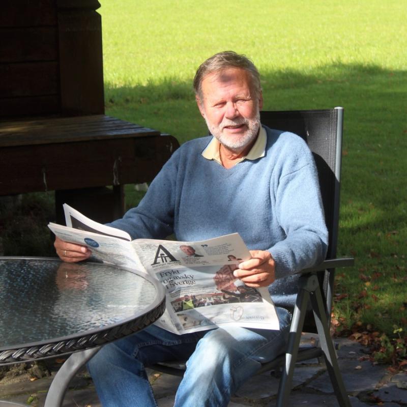 Paul Tengesdal samler Bjerkreims lokalhistorie i to bind
