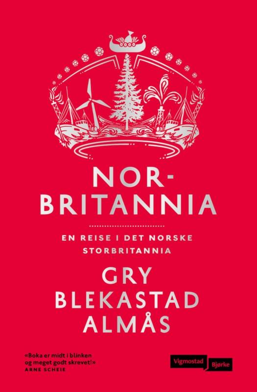 Bli med på reise i det norske Storbritannia