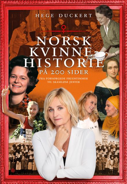 200 sider norsk kvinnehistorie