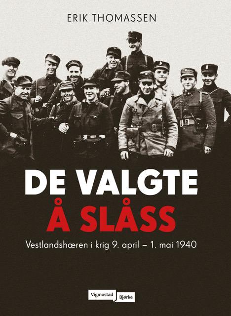Monumental bok om krigen på Vestlandet