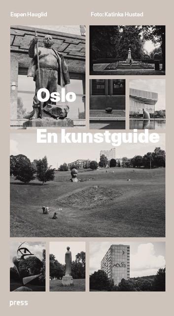 Det kunstneriske Oslo mellom to permer